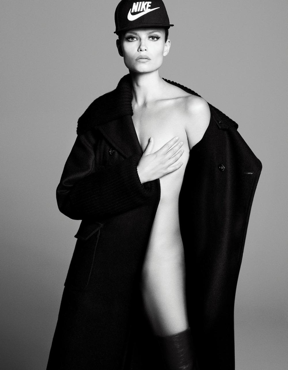 时尚摄影师组合Luigi & Iango的Vogue杂志日本版2017年9月刊时尚摄影
