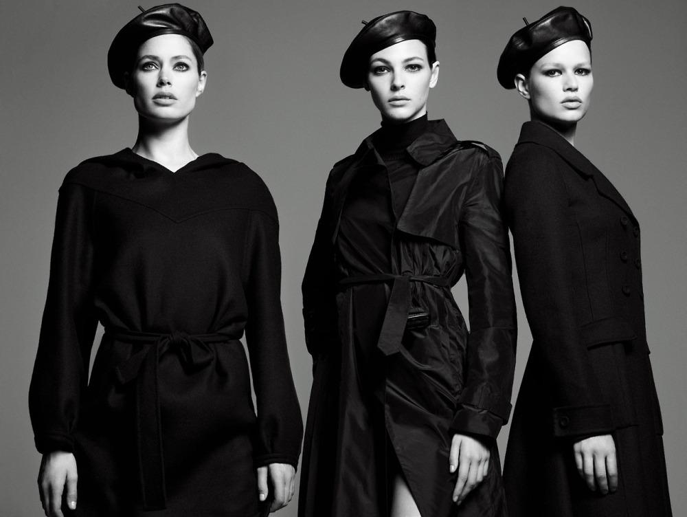 時尚攝影師組合Luigi & Iango的Vogue雜志日本版2017年9月刊時尚攝影