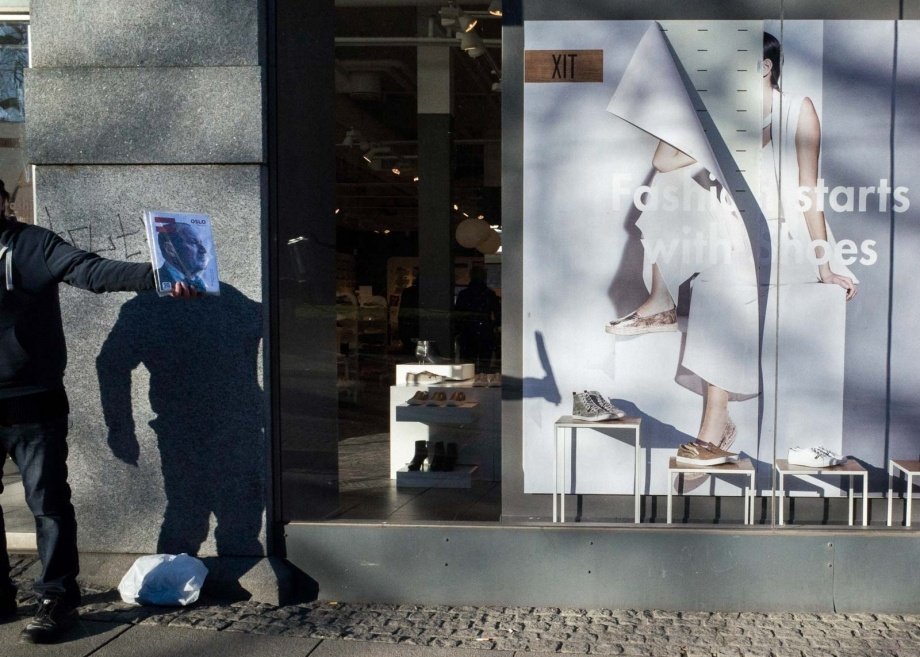 街头摄影师?Pau Buscató的创意艺术摄影