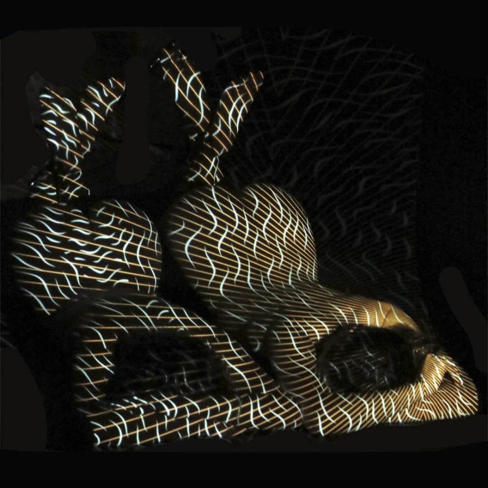 法國藝術攝影師Dani Olivier的人體燈光衣服攝影