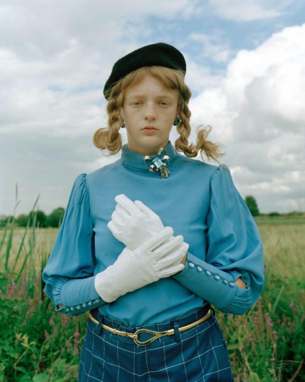 英国摄影师James Perolls 时尚摄影作品