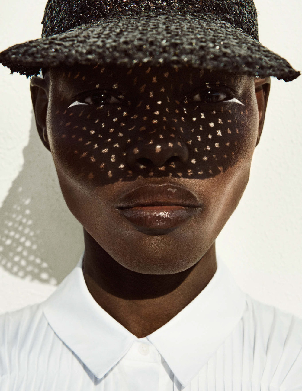 Vogue時尚雜志德國版2018年五月刊攝影師Giampaolo Sgura時尚雜志大片:天然美女