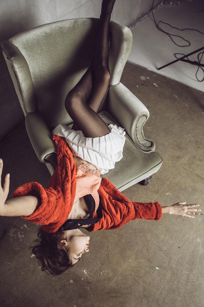 俄羅斯時尚攝影師Ilya Blinov的誘人時尚人像攝影